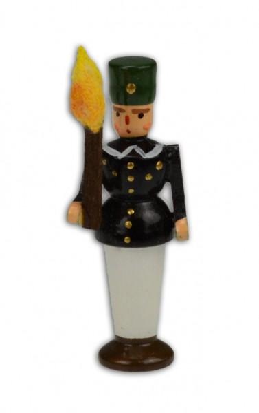 Wolfgang Braun - Miniatur Bergmann Fackelträger