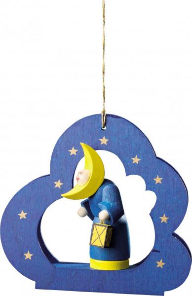 Richard Glässer - Baumbehang Wolke Mond