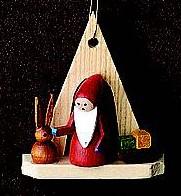 Spielwarenmacher Günther - Baumbehang Weihnachtsmann