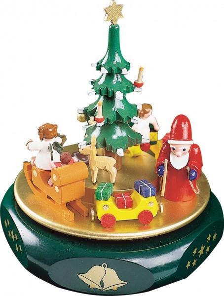 Richard Glässer - Spieldose Weihnachtsträume, 18er Spielwerk