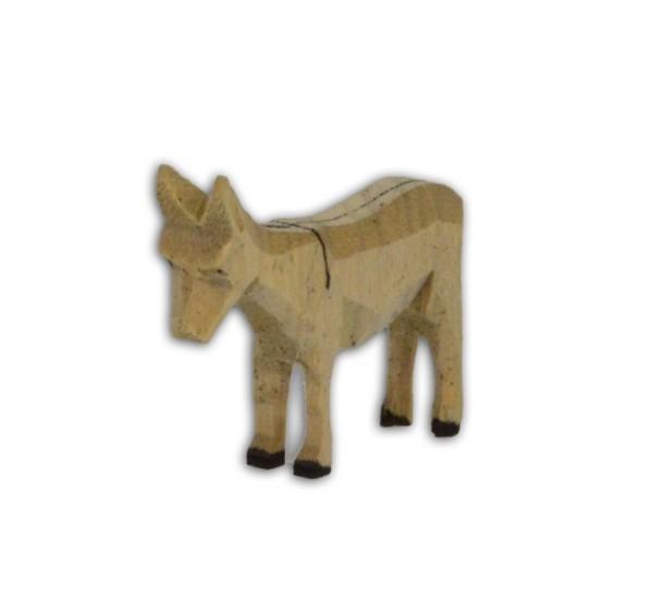 Wolfgang Braun - Miniatur Esel