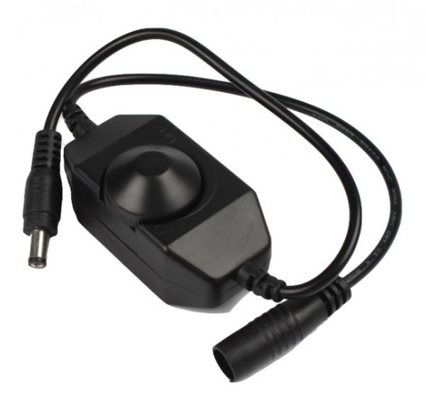 Mini LED Dimmer Zwischenkabel für 12V DC LEDs