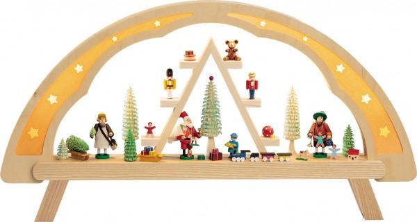 Richard Glässer - LED-Lichterbogen Weihnachtsmarkt