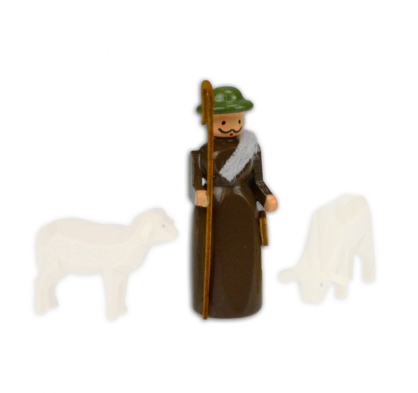 Wolfgang Braun - Miniatur Hirte