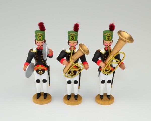 Walter Werner - Becken, Tenorhorn, Tuba