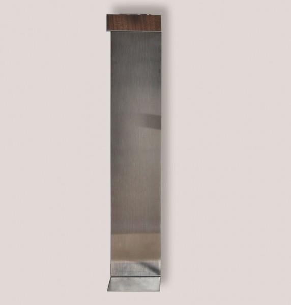 Rauta Edition FG - Ständer - Leuchter 39 cm Edelstahl