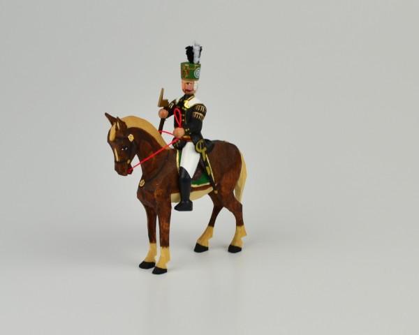Walter Werner - Berghauptmann zu Pferd