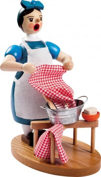 Richard Glässer - Räucherfrau Waschfrau